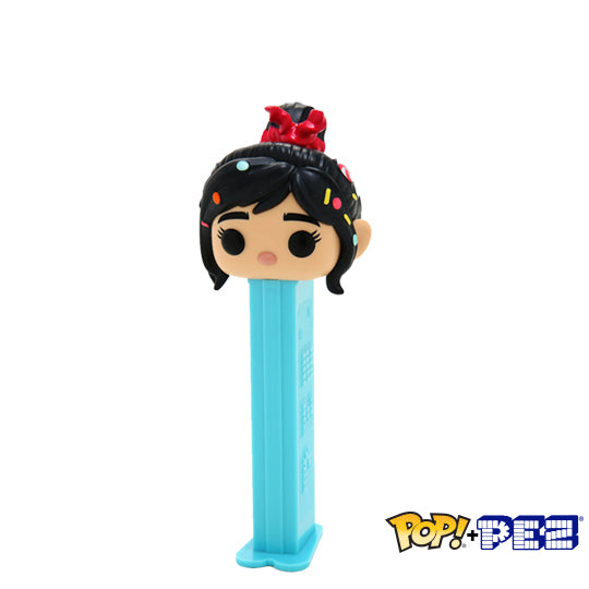 Ralph Wrecks the Internet - Vanellope - Funko POP+PEZ