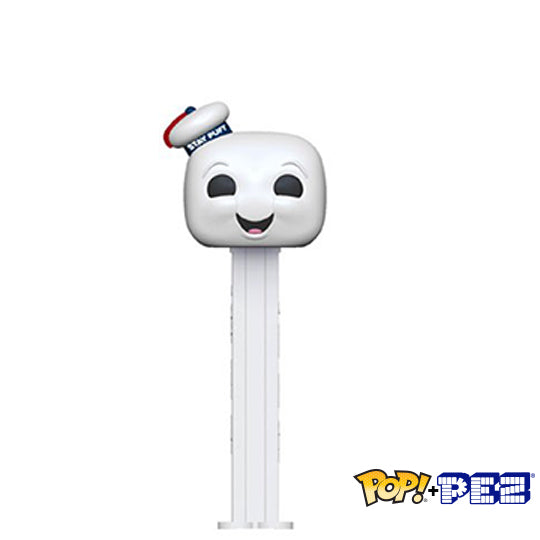 Ghostbusters - Stay Puft - Funko POP+PEZ