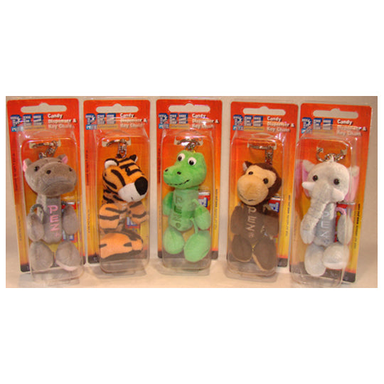 Safari Babies Plush PEZ Dispenser