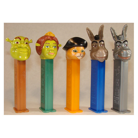 Shrek PEZ Dispenser