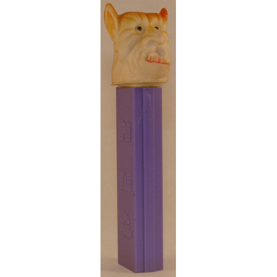 Soft Head Monster - Scarewolf PEZ Dispenser