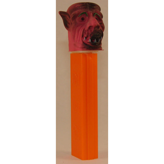Soft Head Monster - Zombie PEZ Dispenser