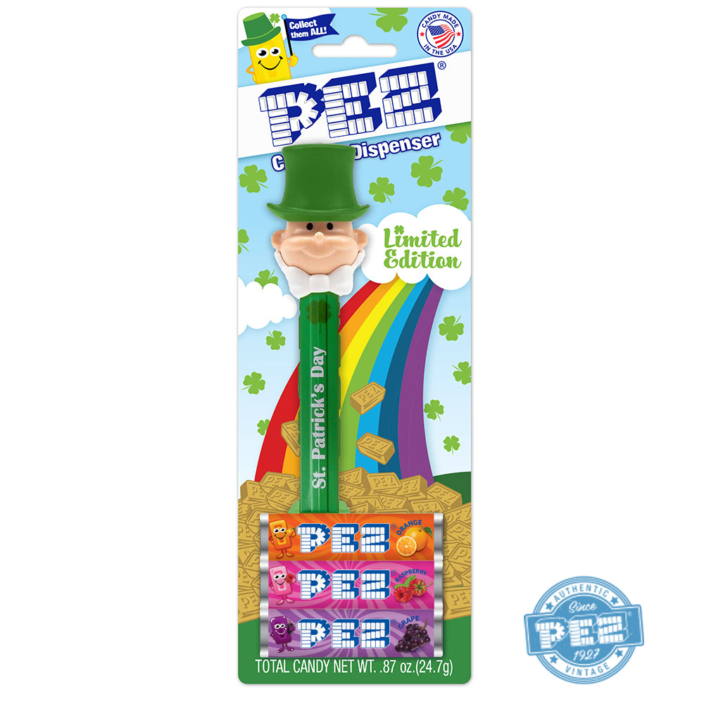 St. Patrick's Day Limited Edition PEZ