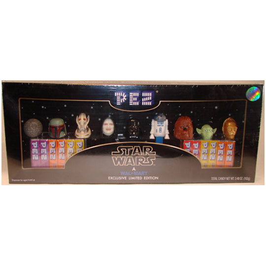 Star Wars Gift Set - Walmart PEZ Dispenser