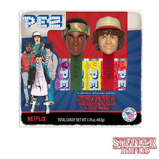 Stranger Things Gift Set (Lucas & Dustin)