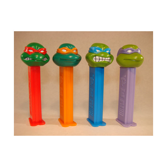 Teenage Mutant Ninja Turtles PEZ Dispenser