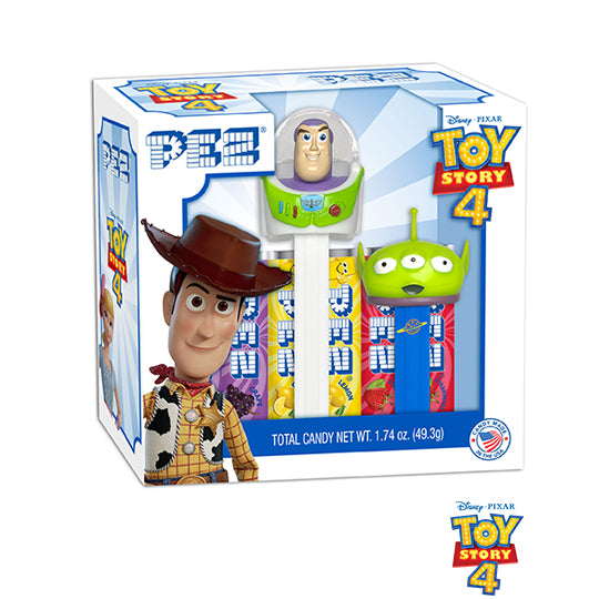 Toy Story Gift Set (Buzz Lightyear & Green Alien)