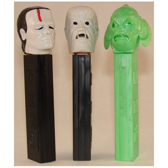 Universal Monsters PEZ Dispensers