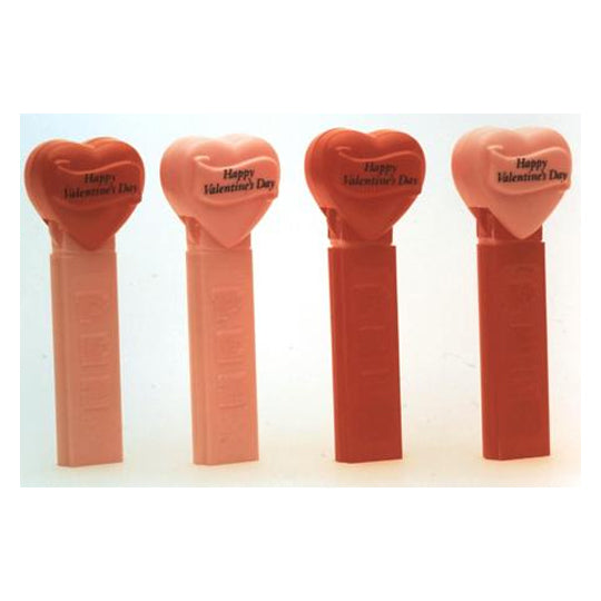 Valentine Hearts PEZ Dispenser