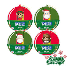PEZ Christmas Ornaments