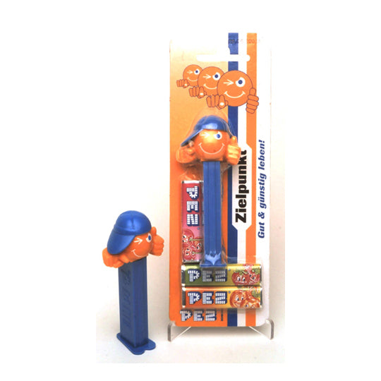 Zielpunkt PEZ Dispenser