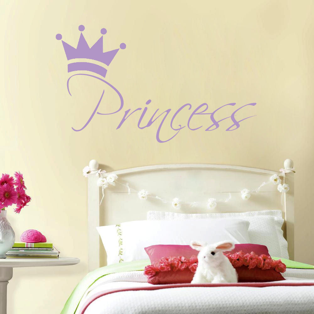Princess Wall Decal Sticker
