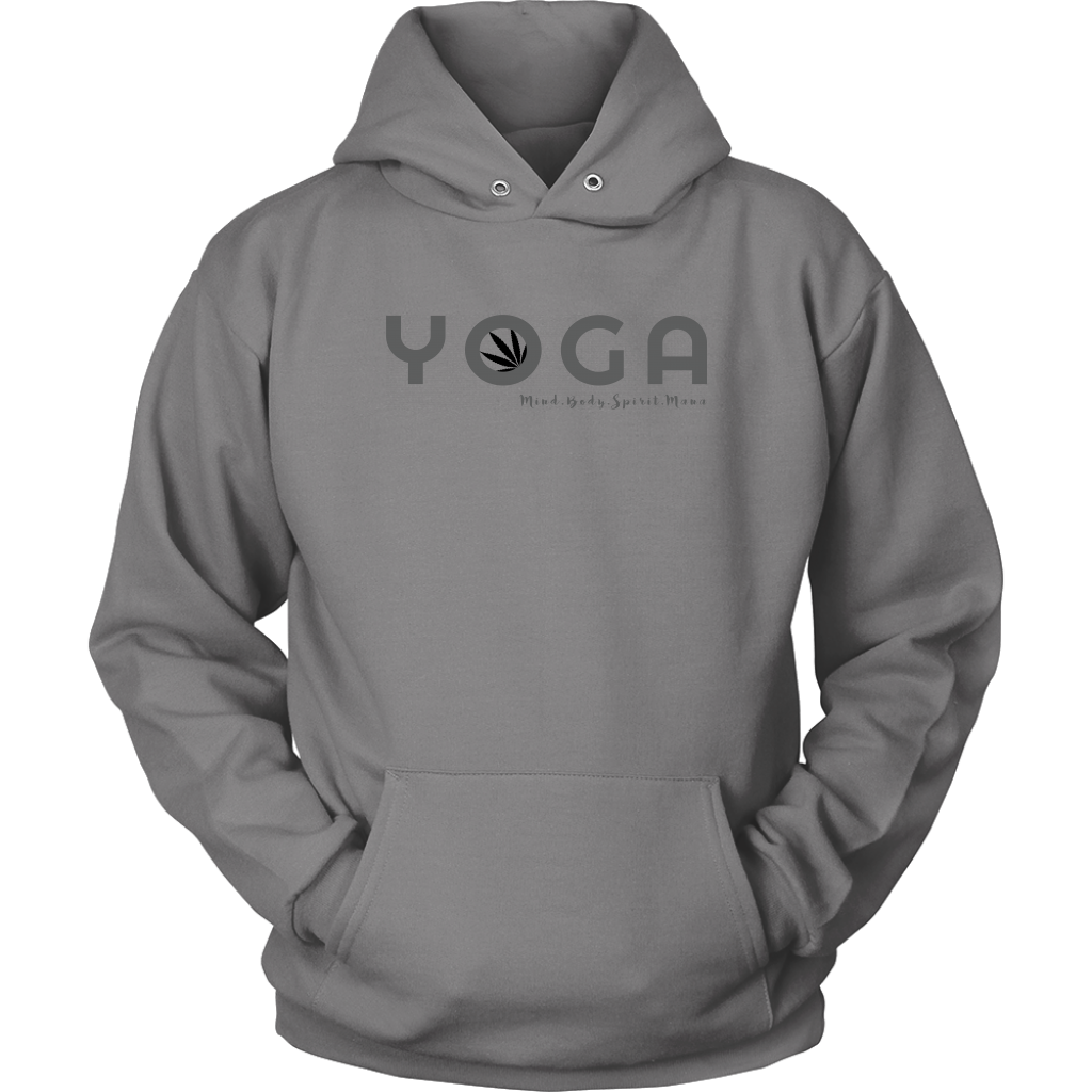 Yoga and Cannabis Hoodie