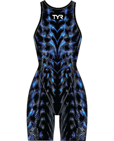 TYR Women's Venzo Genesis Closed Back Swimsuit