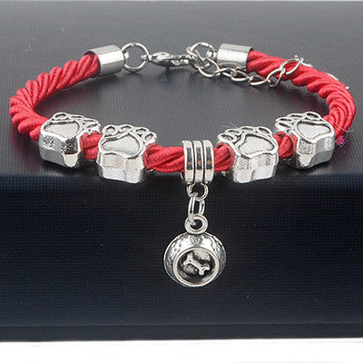 Fashion Bracelets,  Jewelry Gifts, Jewelry, Dog Paw Bracelet