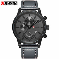 Curren Chronograph Watch, Curren Chronograph Watches for Men, Luxury Stainless Steel Chronograph Watches for Men