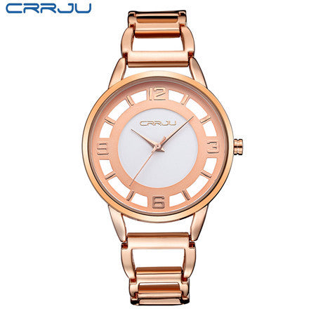 Rose Gold Watch for Women, Dress Watches, Fashion Watches, Sports Watches for Women