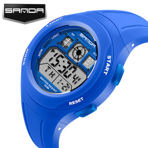 SANDA Digital Watch