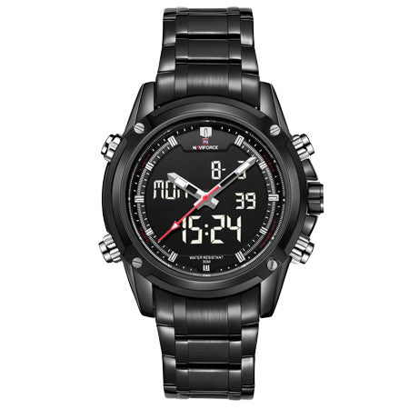 Dress Watches, Mens Dress Watches, Naviforce Watches, Military Watch