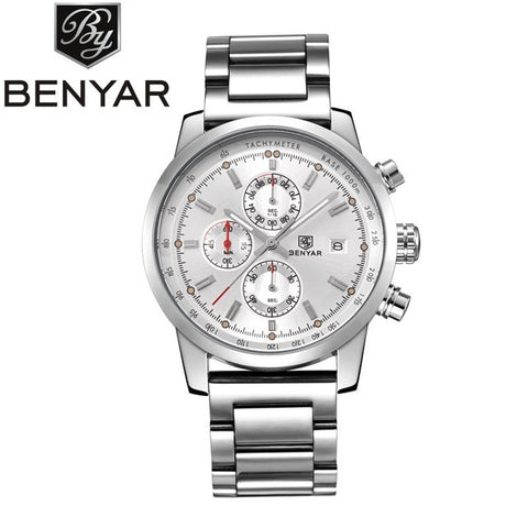 Benyar Sport Watch, Chronograph Watches, Mens Dress Watches from watchalternative.com