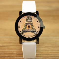 YAZOLE Eiffel Tower Quartz Watch