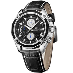 MEGIR, Chronograph Watches for Men and Women, Watches for Men, Men's Chronograph Watch from watchalternative.com - Free shipping