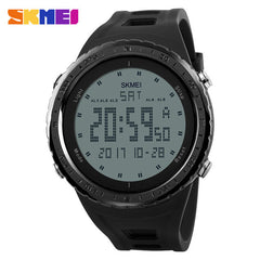 Digital Army Watch, Military Watch, Men's Sport Watch, Military Compass Watch