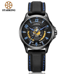 STARKING Tourbillon Automatic Self Wind Wristwatch with 5ATM Water Depth