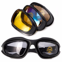 Polarized Motorcycle Lens