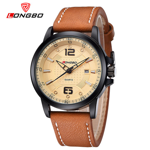 Dress Watches, Mens Watches, Watches for Men, Sport Watch, Longbo from watchalternative.com