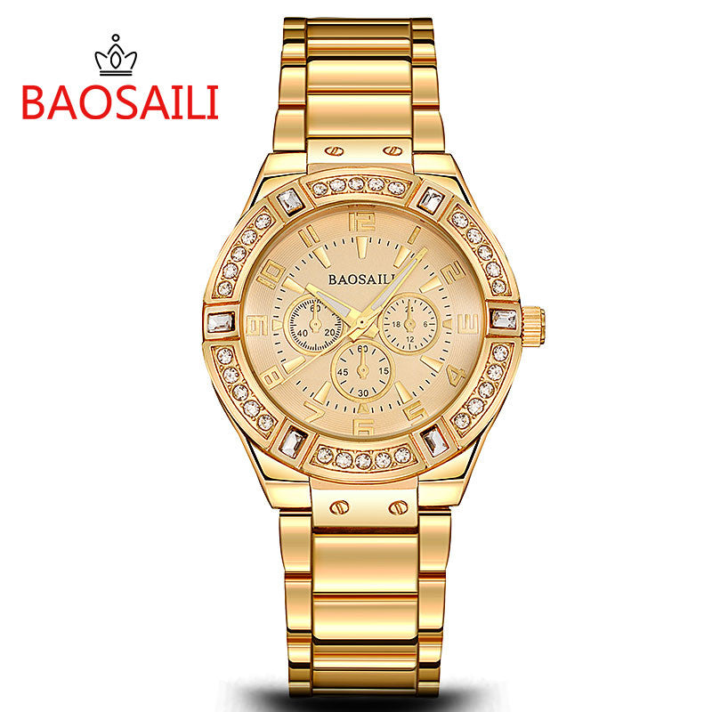 BAOSALI Fashion Luxury Ladies Style Watch - Women's Dress Watches, Dress Watches, Luxury Watches for Women, Ladies Dress Watches from watchalternative.com