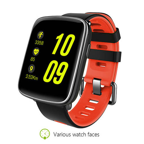 GV68 Intelligent Fitness Tracker Smart Watch