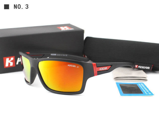 New Listed Polarized Sunglasses