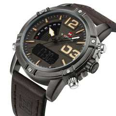 Naviforce Dual Display Sports Watch, Naviforce Dual Display Sport Watches, Naviforce Watches, Naviforce Dress Watches from watchalternative.com