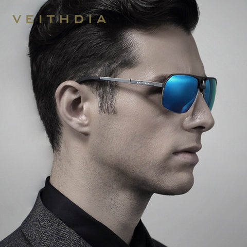 New Arrival VEITHDIA Polarized Sunglasses for Men