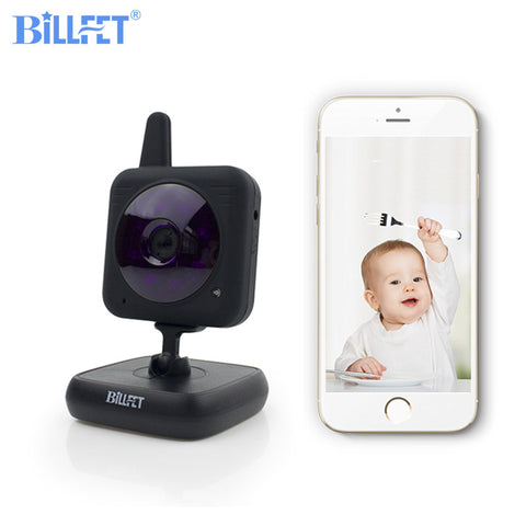 BABY MONITOR - 360 degree rotating Wifi Camera Baby Monitor, 360 Degree Rotating Baby Camera, Wifi Cameras, Wifi Camera, Infrared Night Vision Camera, Automatic Infrared Night Vision Camera, Baby Monitor, Baby Monitoring Camera