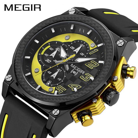 MEGIR Quartz Men's Sport