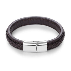 Fashionable Leather Bracelets