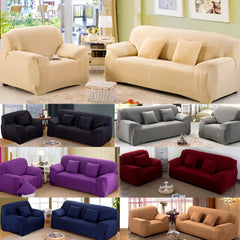 Stretchable and Washable Sofa Cushion Covers