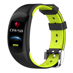 LT02 Smart Fitness Watch Bracelet with Heart Rate Monitor Tracker