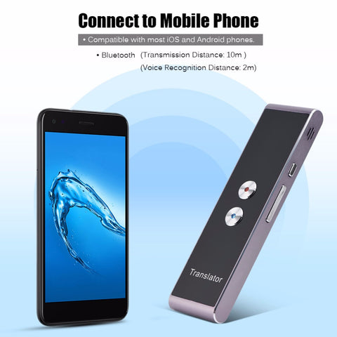 2018 Best Voice Translator, Portable Smart Voice Translator, Voice Translator, Portable Voice Translator, Smart Voice Translator