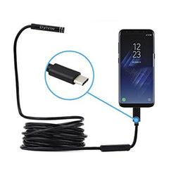 Waterproof Endoscope Inspection Camera For Android Smartphone Devices, Waterproof Endoscope Inspection Camera, Inspection Camera For Android Smartphone Devices, Endoscope Borescope Waterproof Snake Camera, Micro USB Endoscope, Inspection Camera for Android, Wifi Waterproof Endoscope Inspection Camera HD