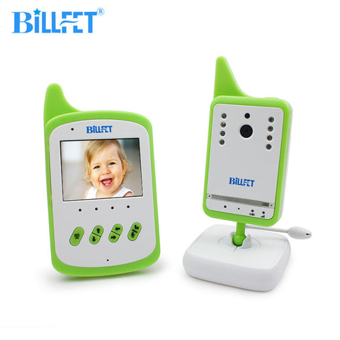 Wireless Baby Camera with Video Monitor and Intercom