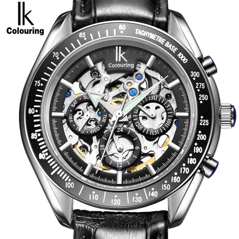 IK Skeleton Automatic