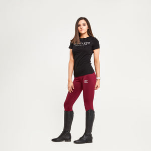 OLCO leggings burgundy