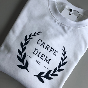 Carpe Diem sweater