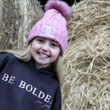 Load image into Gallery viewer, Be Bolder kids hoodie