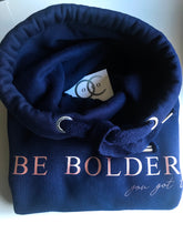 "Load image into Gallery viewer, ""Be Bolder"" ultimate hoodie"