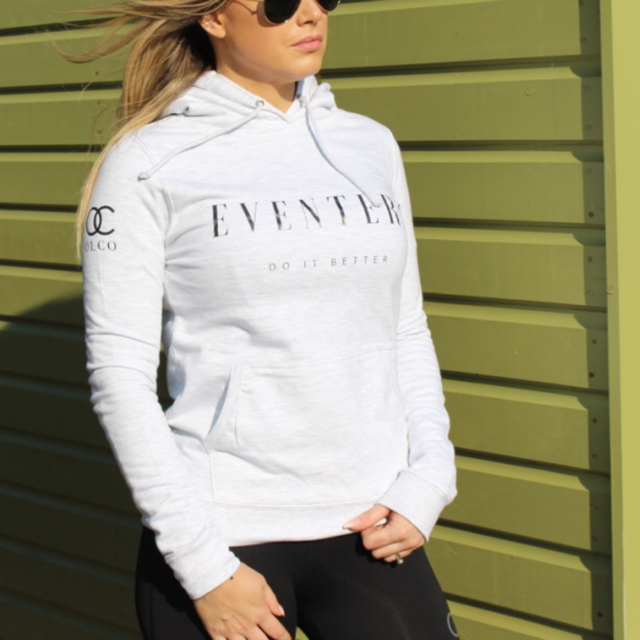Eventers do it better hoodie