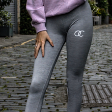 Load image into Gallery viewer, OLCO every day leggings (grey)